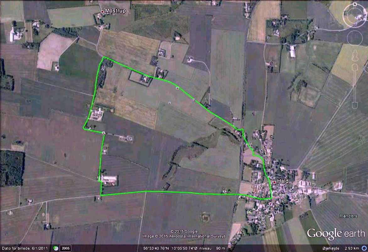 vesthald 5.2 km