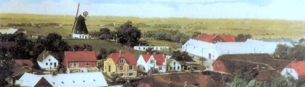 Hald – en landsby på toppen